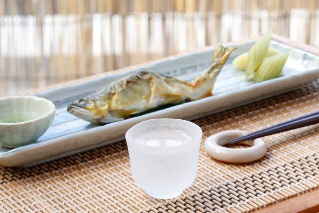 日本酒に合ったおつまみ・料理を選ぶ